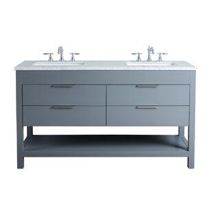 Knorr 60 Double Bathroom Vanity Set