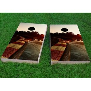 Custom Cornhole Boards Rac..