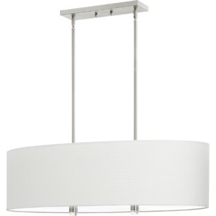 Morelock 4-Light Drum Chandelier