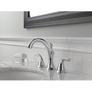 Addison™ Widespread Bathroom Faucet and Diamond Seal™ Technology ByDelta