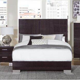 Brayden Studio Pearce Panel Bed
