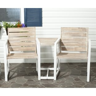 Denslowe Wood Tete-a-Tete Bench