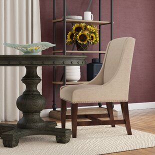 Knight Upholstered Parsons Chair (Set of ..
