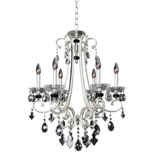 Allegri by Kalco Lighting Bedetti 6-Light Candle Style Chandelier