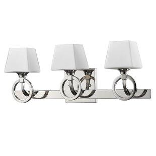 Charlton Home Ramires 3-Light Vanity Light