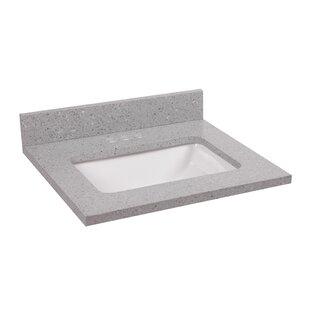 37 Single Bathroom Vanity Top By Design House