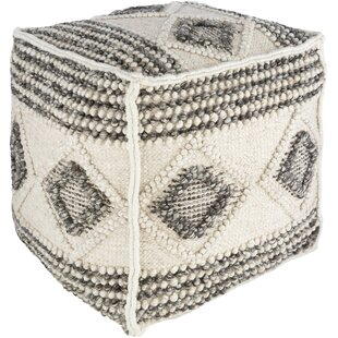 Clancy Bohemian Pouf by Union Rustic