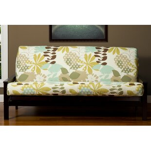 Arciniega Zipper Box Cushion Futon Slipcover