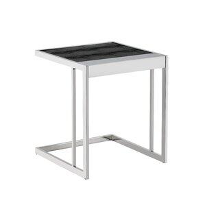 Ikon Tyson End Table by Sunpan Modern