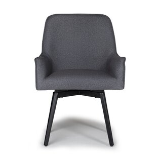 Streicher Home Spire Luxe Swivel Side Chair
