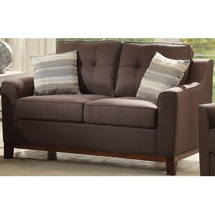 Find Hodder Loveseat by Red Barrel Studio Reviews (2019) & Buyer's Guide