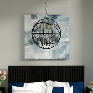 Polished nickel chandeliers youll love wayfair save to idea board aloadofball Image collections
