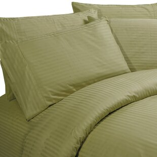 Tod 350 Thread Count 100% Cotton Sheet Set