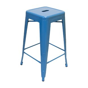 Louisa 26.5 Bar Stool (Set of 2) Zipcode Design