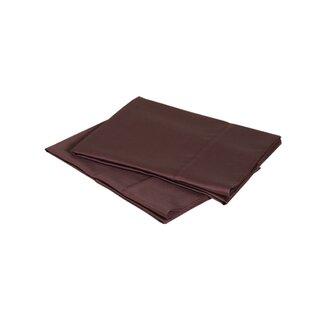 600 Thread Count Premium Cotton Sateen Pillowcase Set