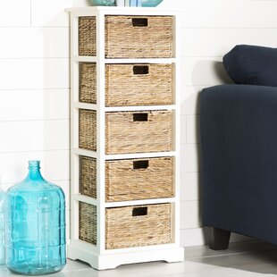 Vedette 5 Basket Storage Chest by Beachcrest Home