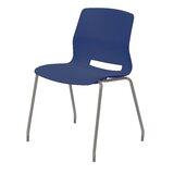 Fiqueroa Armless 4 Leg Stackable Chair by Latitude Run