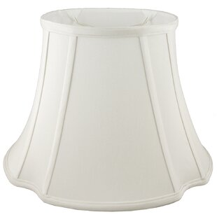 French 11 Silk Bell Lamp Shade