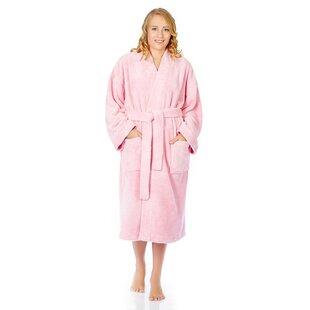Summerlin Turkish Soft Plush Terry Cloth Bathrobe