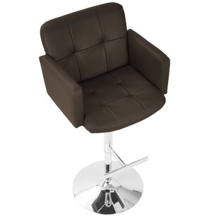 Limpley Stoke Adjustable Height Swivel Bar Stool