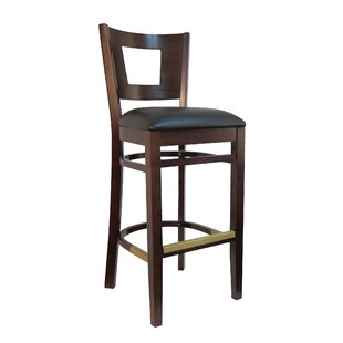 Wood 31 Bar Stool