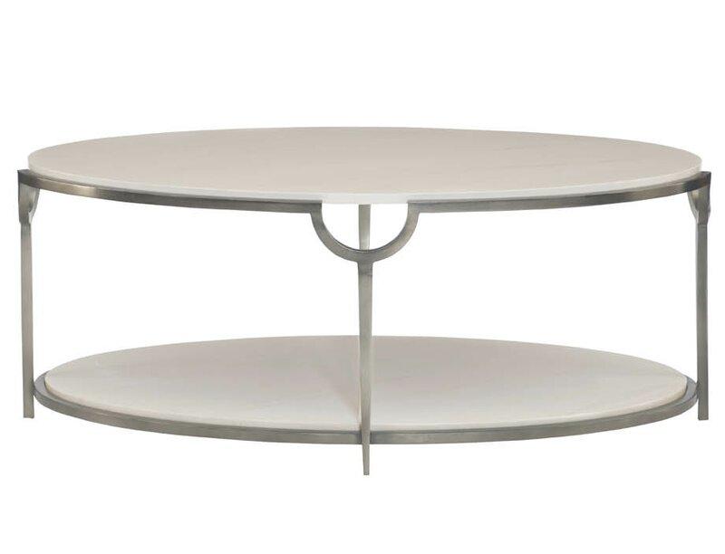 Bernhardt Morello Coffee Table With Storage Reviews Wayfair