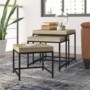 Adelbert 3 Piece Nesting Tables