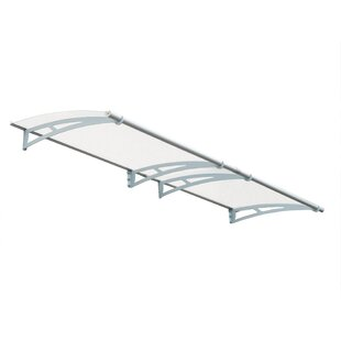 Palram Aquila™ 3000 10 ft. W x 3 ft. D Door Awning