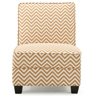 Wrought Studio La Mott Slipper Chair