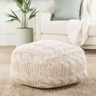 Romeo Pouf by Bungalow Rose