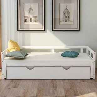 Cerro Twin Bed with Trundle by Isabelle amp Max