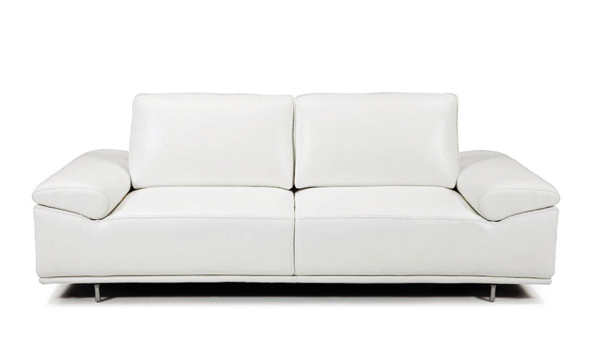 Roxanne Leather Reclining Sofa