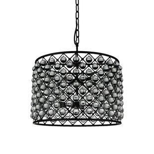 Rosdorf Park Barker 10-Light Pendant