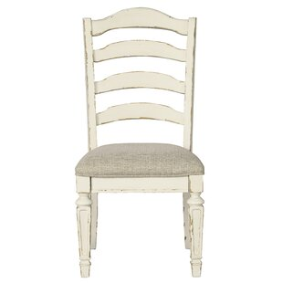 Sara Upholstered Dining Chair (Set Of 2) by Ophelia & Co. Comparison