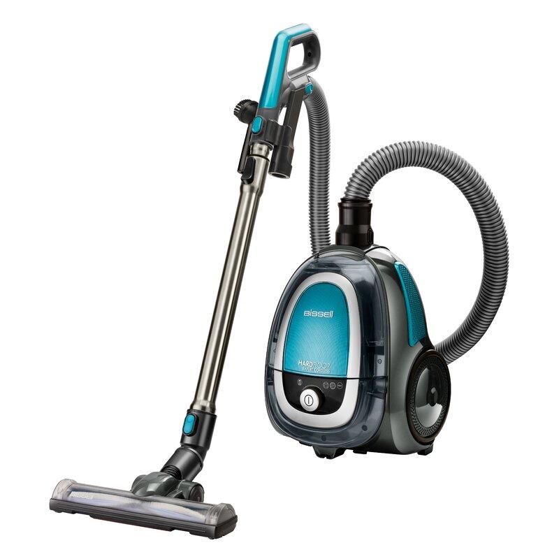 Floor Expert Cordless Canister Vacuum