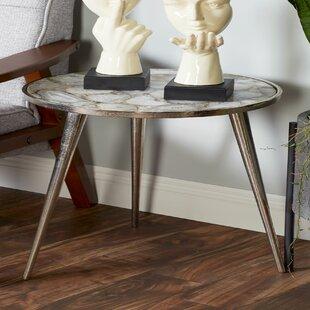 Stogner Modern Rounded Table (Set of 2)