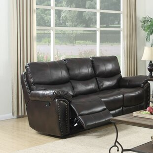 Affordable Tombstone Reclining Sofa by Avalon Furniture Reviews (2019) & Buyer's Guide