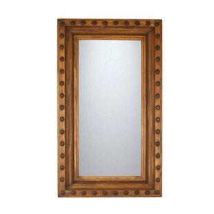 Price comparison Guadalajara Rustic Accent Mirror By My Amigos Imports
