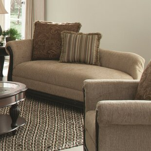 Darby Home Co Reta Traditional Chaise Lounge