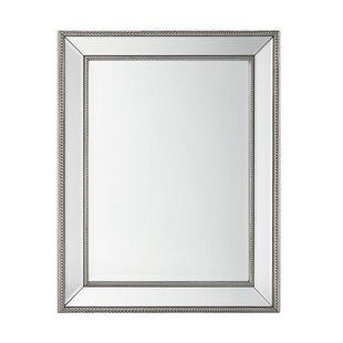 Cassity Beaded Wall Mirror ByHouse of Hampton