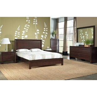 Aries Platform Configurable Bedroom Set by Mistana