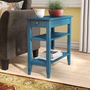 Dominique End Table by Winston Porter