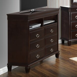 Clarkstown 6 Drawer Chest by Three Posts