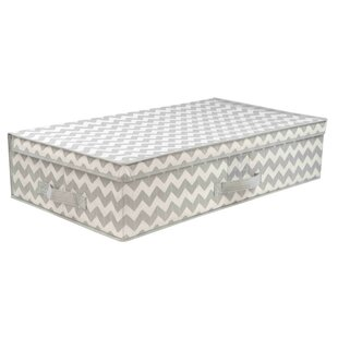 Affordable Under the Bed Organization Storage Box By Home Basics