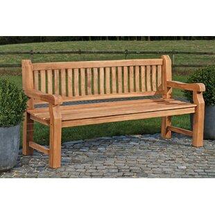 Retford Teak Bench by Lynton Garden