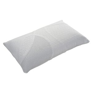 Nidra Cool Gel Talalay Latex Queen Pillow by AC Pacific