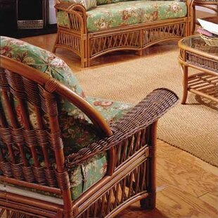 3700 Old World Chair by South Sea Rattan