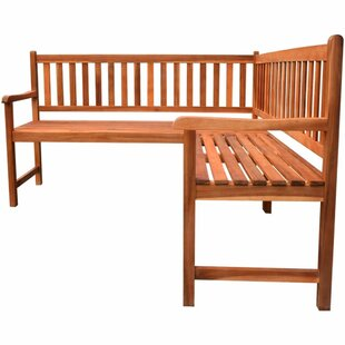 Wendel Wooden Bench By Sol 72 Outdoor