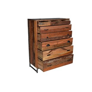 Lorenzo 8 Drawer Standard Dresser/Chest