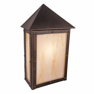 Affordable Price Rogue River 1-Light Outdoor Flush Mount By Steel Partners